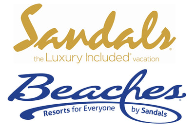 Sandals and Beaches Luxury Resorts